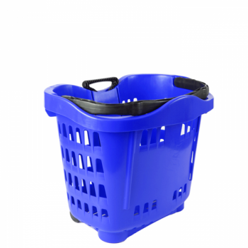 Genslide Blue Angled Handle Closed