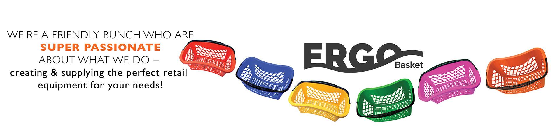 Joalpe Banner Ergo Basket